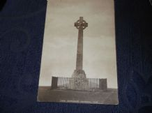 VINTAGE POSTCARD ROYAL NEEDLES HOTEL ISLE OF WIGHT LORD TENNYSON'S MONUMENT